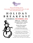 Microsoft Word - 1.Flyer_-_Holiday_Breakfast_2014-2.doc