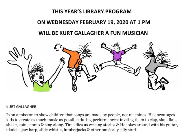 Kurt Gallagher Musician Library program